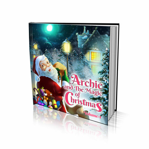 Large Soft Cover Story Book - The Magic of Christmas Volume 1