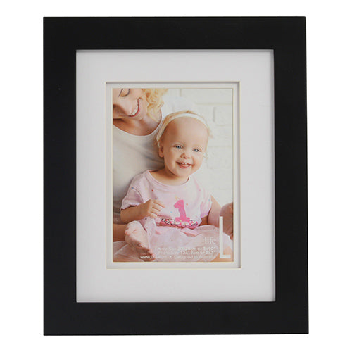 "Life 9x11"" Frame with Matted 6x8"" Photo"