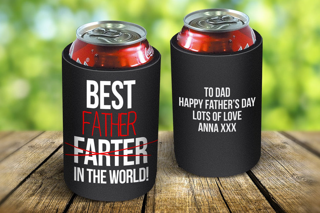 Best Father Stubby Cooler