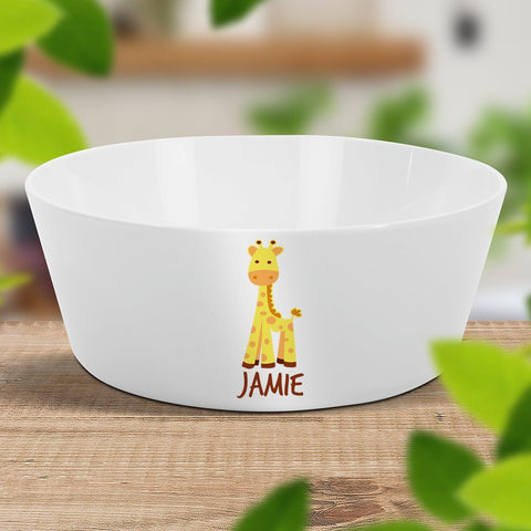 Giraffe Kids Bowl