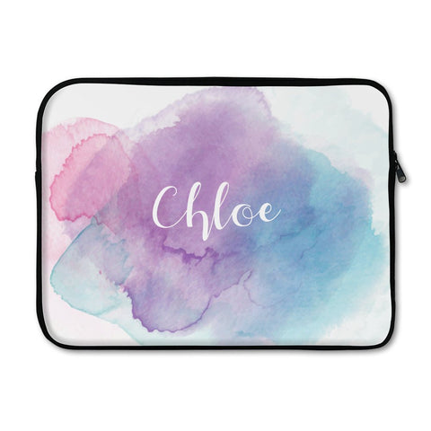 Pastel Laptop Sleeve - Small