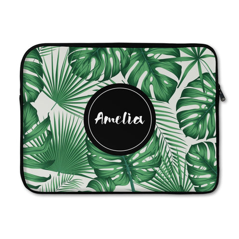 Leaves Laptop Sleeve - Small