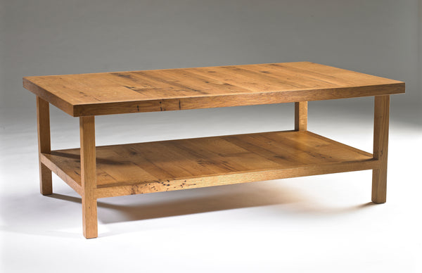 Excellent Big Sur White Oak Coffee Table Mendicino Co Onthecornerstone Fun Painted Chair Ideas Images Onthecornerstoneorg