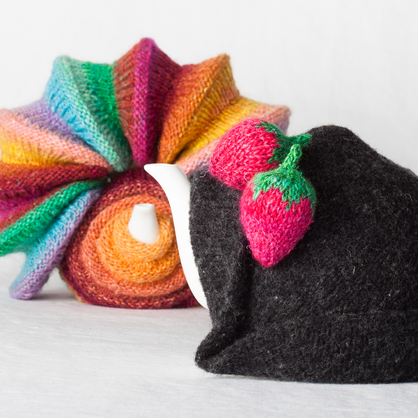 Portraits of a Tea Cosy
