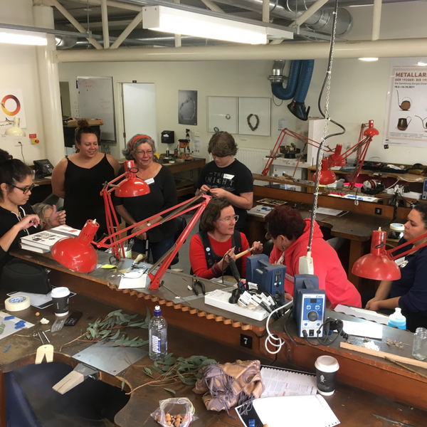 New Indigenous jewellery workshop kicks off this week!