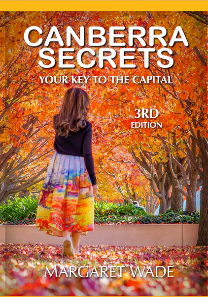 Canberra Secrets 3rd Edition by Margaret Wade