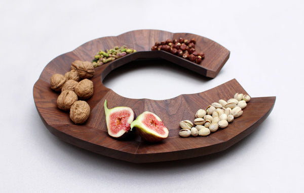 Curl Serving Tray