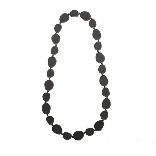 Kyoto Long Resin Necklace