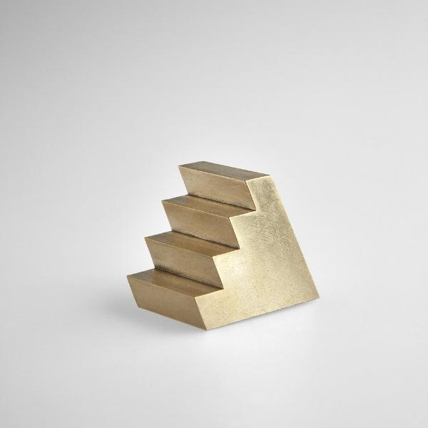 Brass Staircase Paperweight