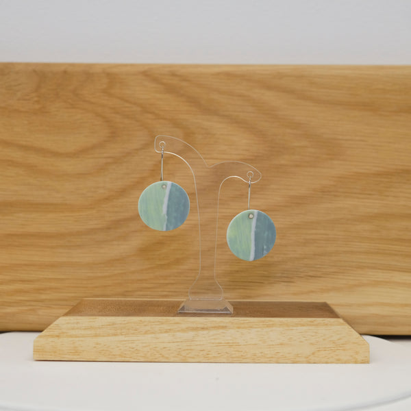 Rest Medium Drop Earrings
