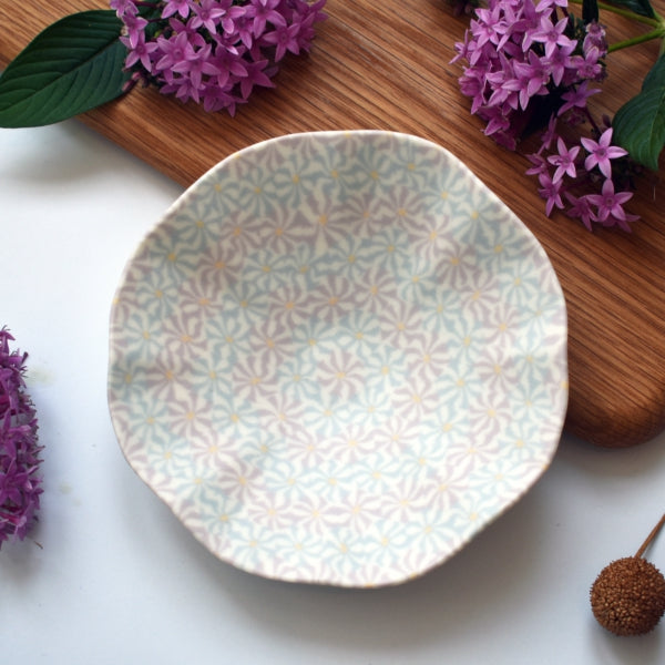 Bowl - Daisy Pattern