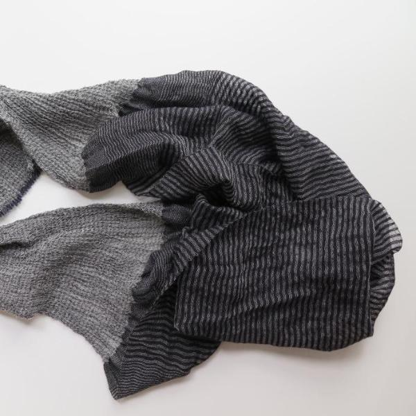 Shaped Scarf