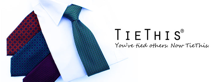 TieThis® Neckwear and Accessories