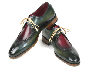 Paul Parkman Split Toe Men's Multi-Color Derby