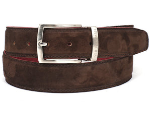 Brown Suede Belt - TieThis® Neckwear and Accessories