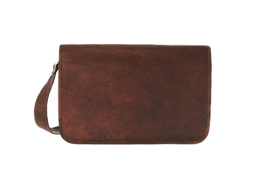 "Men - Bags - Crossbody - Andrew 9"" Messenger Bag"