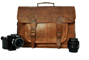 Asheville Retro Camera Bag - TieThis® Neckwear and Accessories