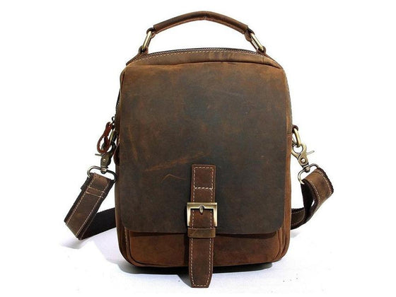 Men - Bags - Crossbody - Wilson Tablet Leather Cross Body