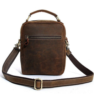 Wilson Tablet Leather Cross Body - TieThis® Neckwear and Accessories