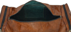 Mason Leather Duffel Bag - TieThis Neckwear and Accessories and TieThis.com