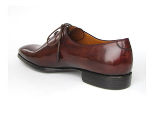 Oxford Dress Shoes Brown & Bordeaux - TieThis® Neckwear and Accessories