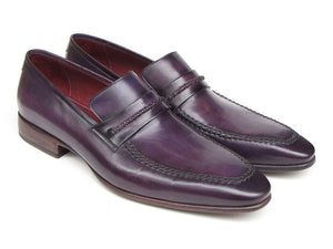 Paul Parkman Purple Loafers - TieThis® Neckwear and Accessories