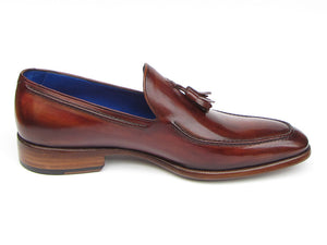 Paul Parkman Brown Leather Loafer - TieThis Neckwear and Accessories and TieThis.com