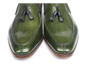Tassel Loafer Green - TieThis® Neckwear and Accessories