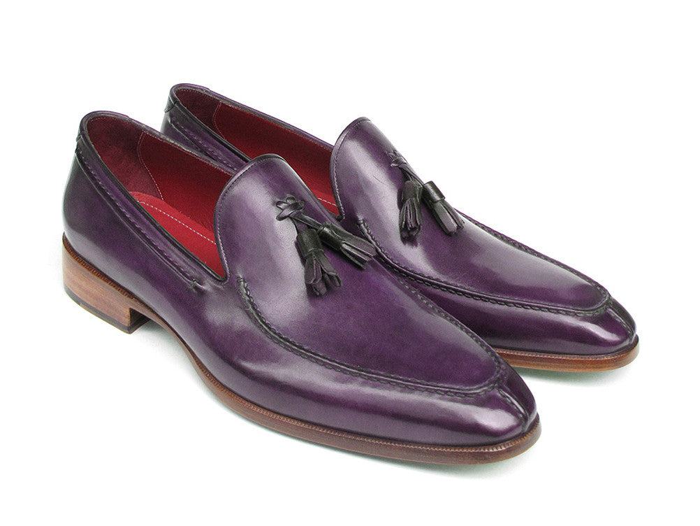 d68a0efee41 Paul Parkman Purple Tassel Loafer - TieThis Neckwear and Accessories and  TieThis.com