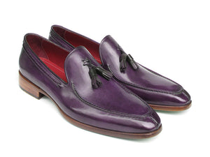 Paul Parkman Purple Tassel Loafer - TieThis Neckwear and Accessories and TieThis.com