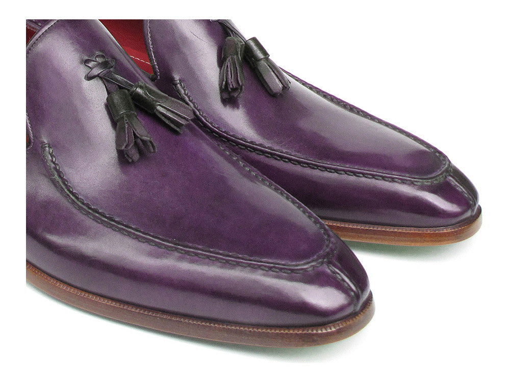 97a06ef796a6d Paul Parkman Purple Tassel Loafer - TieThis Neckwear and Accessories and  TieThis.com