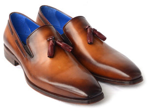 Walnut Tassel Loafer - Tie This Menswear and Accessories