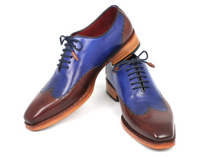 Paul Parkman Goodyear Welted Wingtip Oxford - TieThis Neckwear and Accessories and TieThis.com