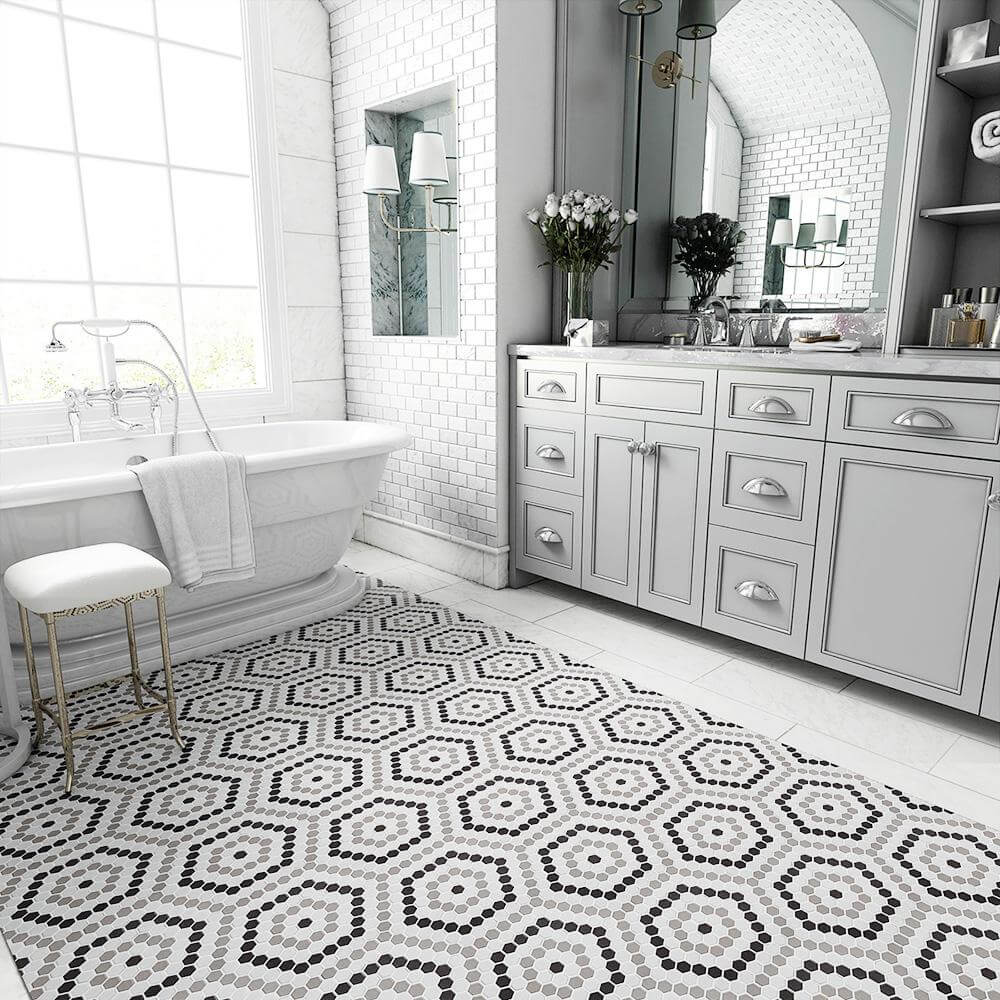 Porcelain Or Non Porcelain Ceramic Tiles