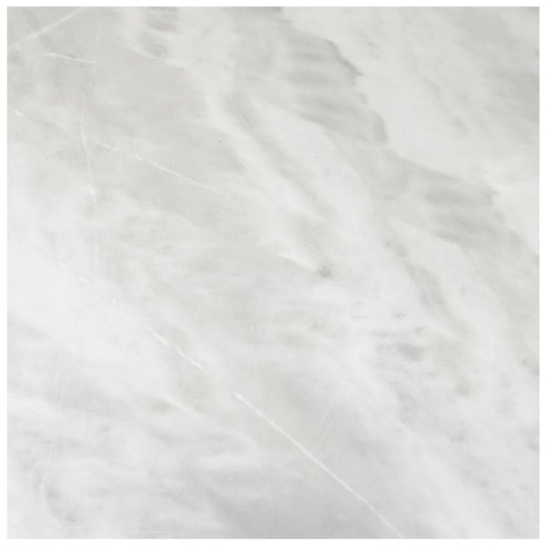 White Haze Marble Rectangle Tile