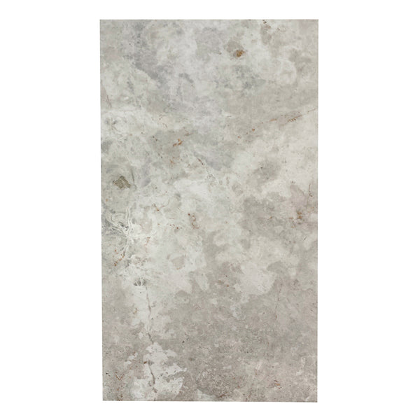 Arctic Grey Marble Rectangle Tile