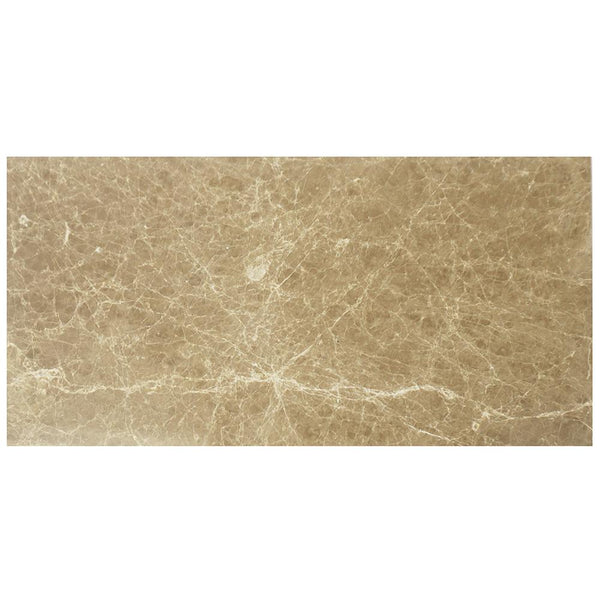 Emperador Light Marble Rectangle Tile