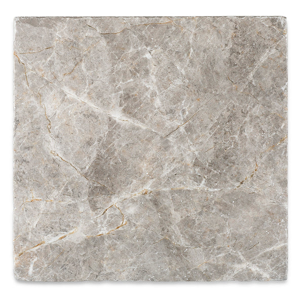 Arctic Grey Marble Square Tile