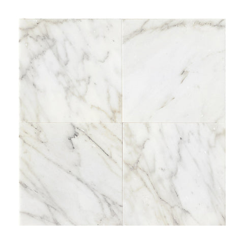Calacatta Gold Marble Square Tile