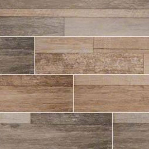 Barn Porcelain Wood Look Tile 9x48