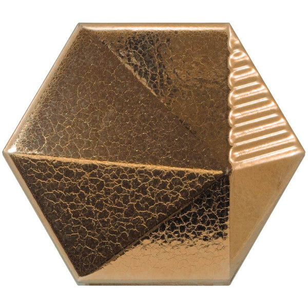 Viva! Ceramic Hexagon 3D