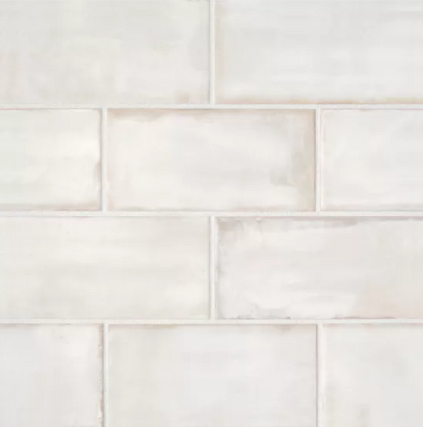 Chateau Canvas Ceramic Subway Tile