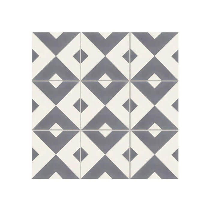 Remy Frame Cement Tile