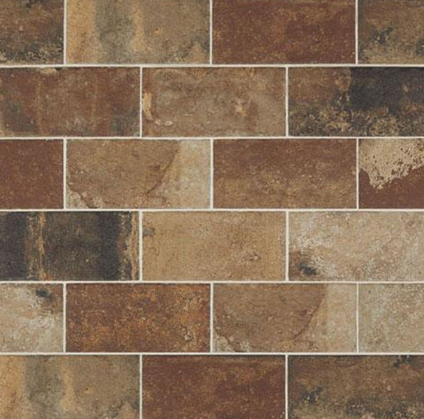 Urban Bricks Ceramic Subway Tile