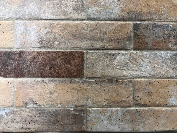 Castle Brick Porcelain Subway Tile