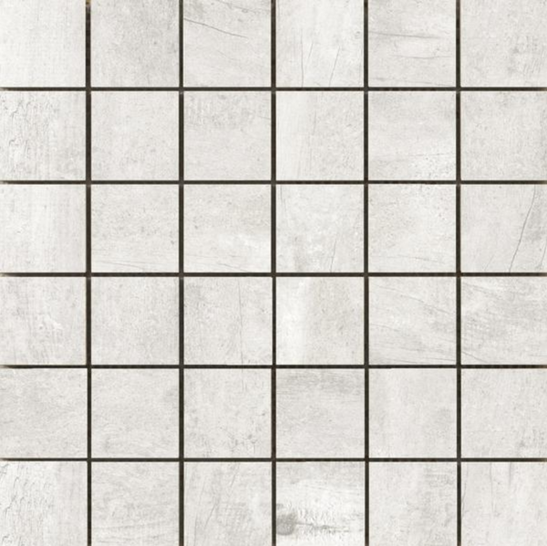 Explorer London Porcelain Wood Look Mosaic 2X2