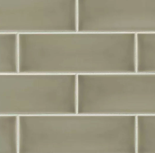 4x12 Grace Ceramic Subway Wall Tile