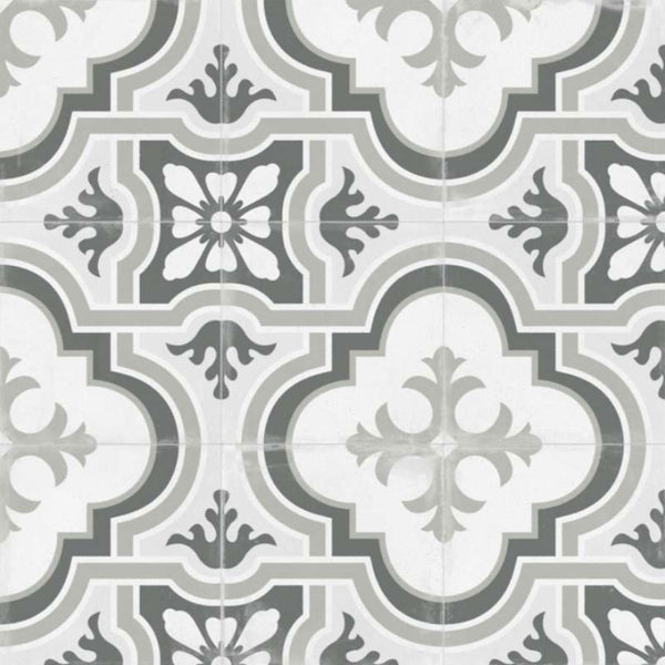 Goana Porcelain Encaustic Look Tile