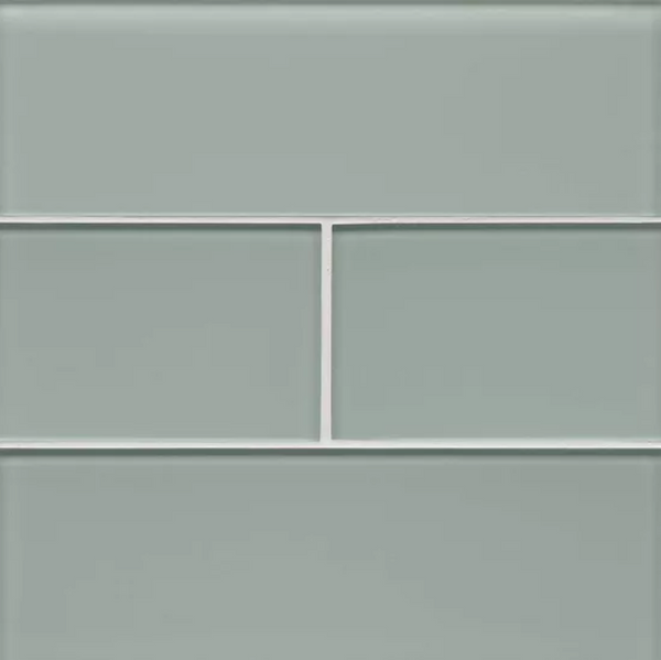 Hamptons Surf Glass Subway Tile 4x12