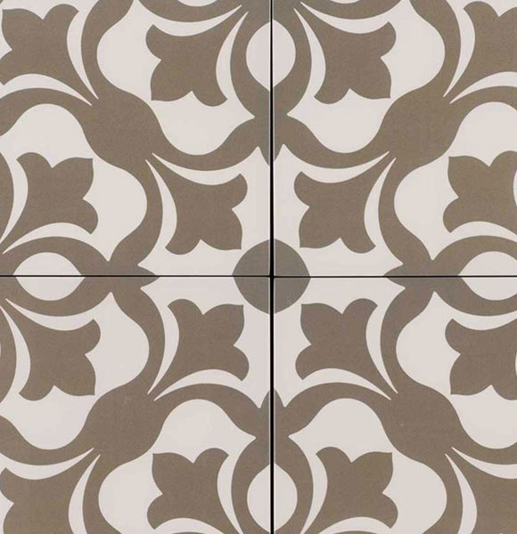 Kenzzi Porcelain Encaustic Look Tile